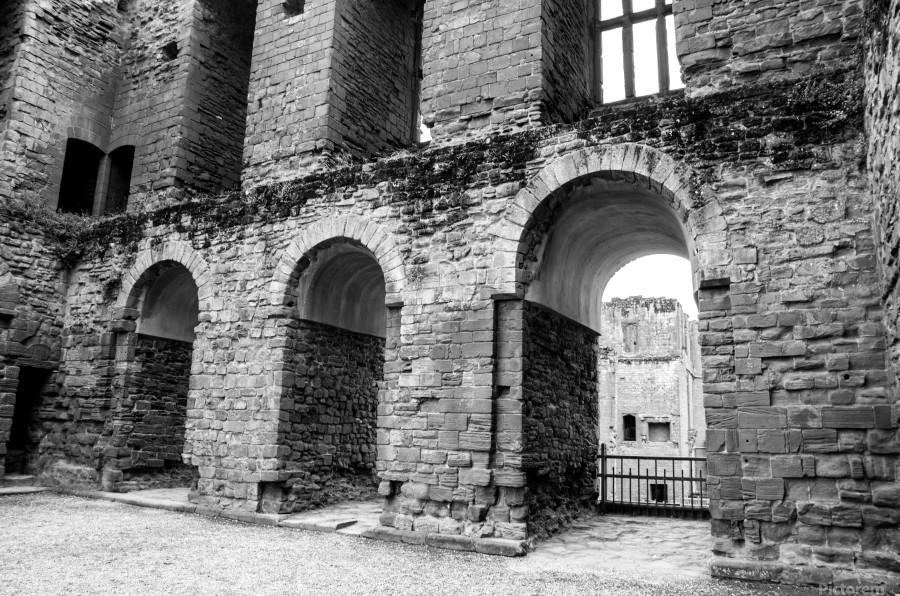 Kenilworth Castle 2  Print