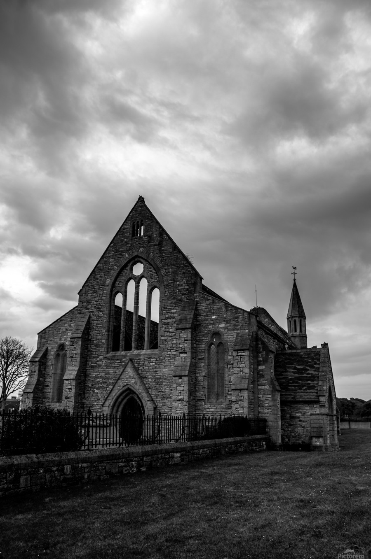 Garrison Church Portsmouth  Print