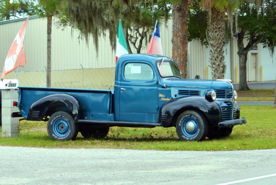Old Truck  Imprimer