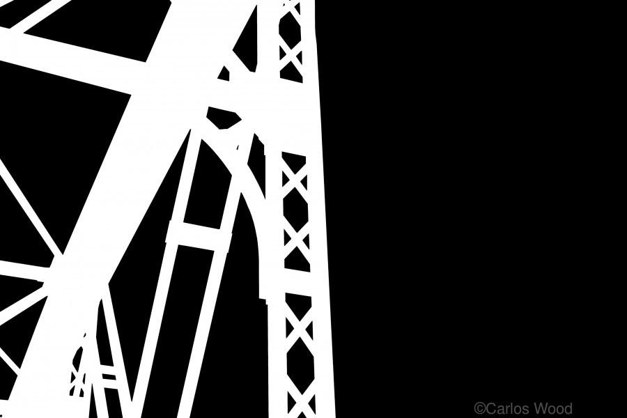 Bridge - XXIV  Print