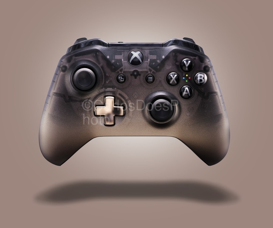 Gaming Controller v2 [extra large]  Print