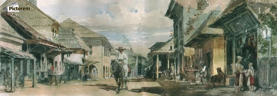 Cerneti  Print
