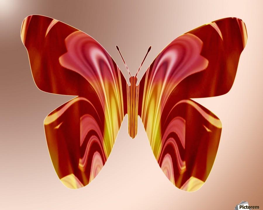 BejeweledButterfly  Print