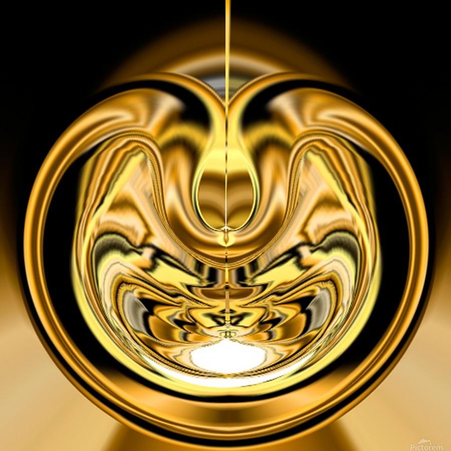GoldTone2  Print