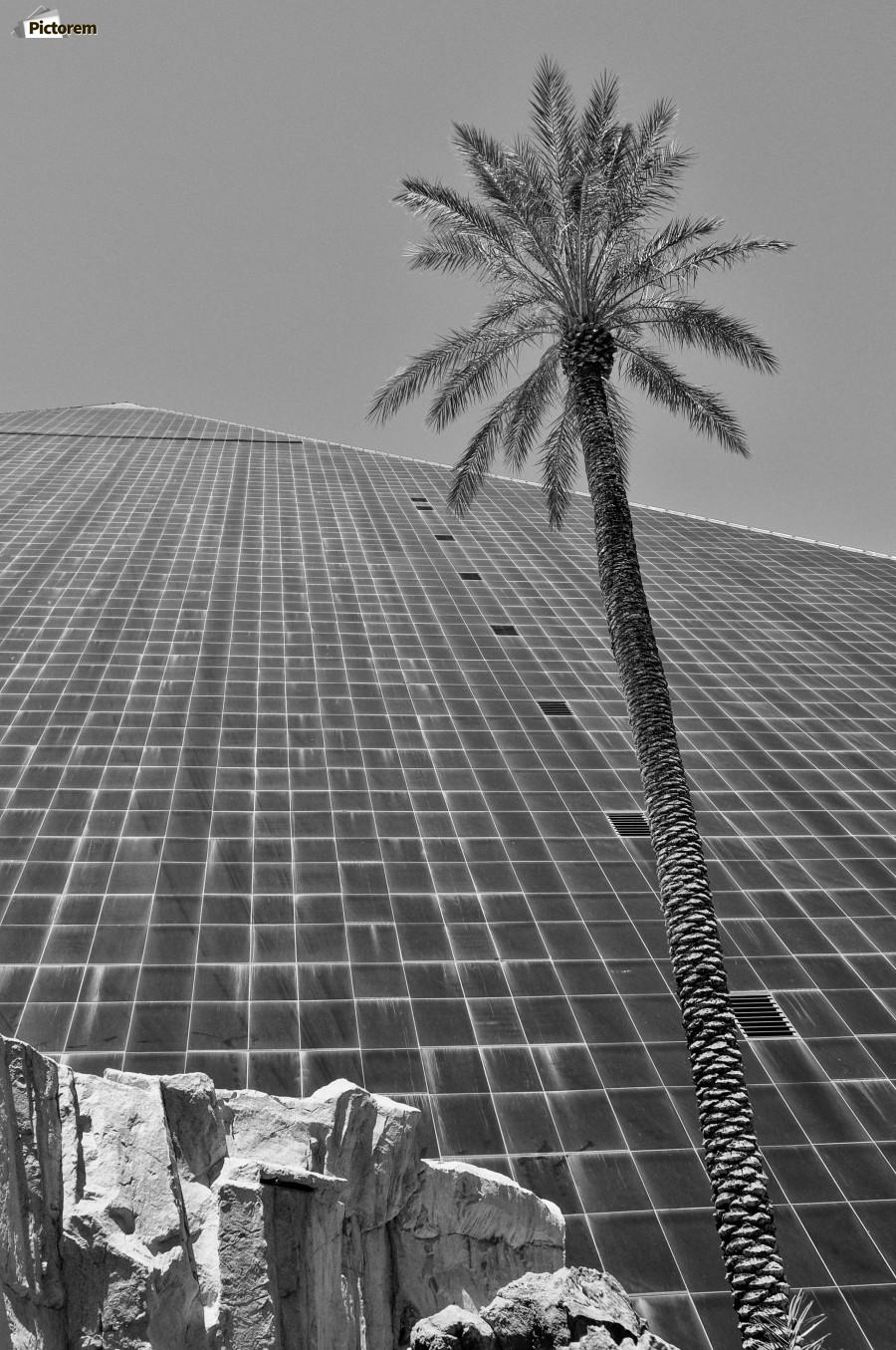Luxor Las Vegas  Print