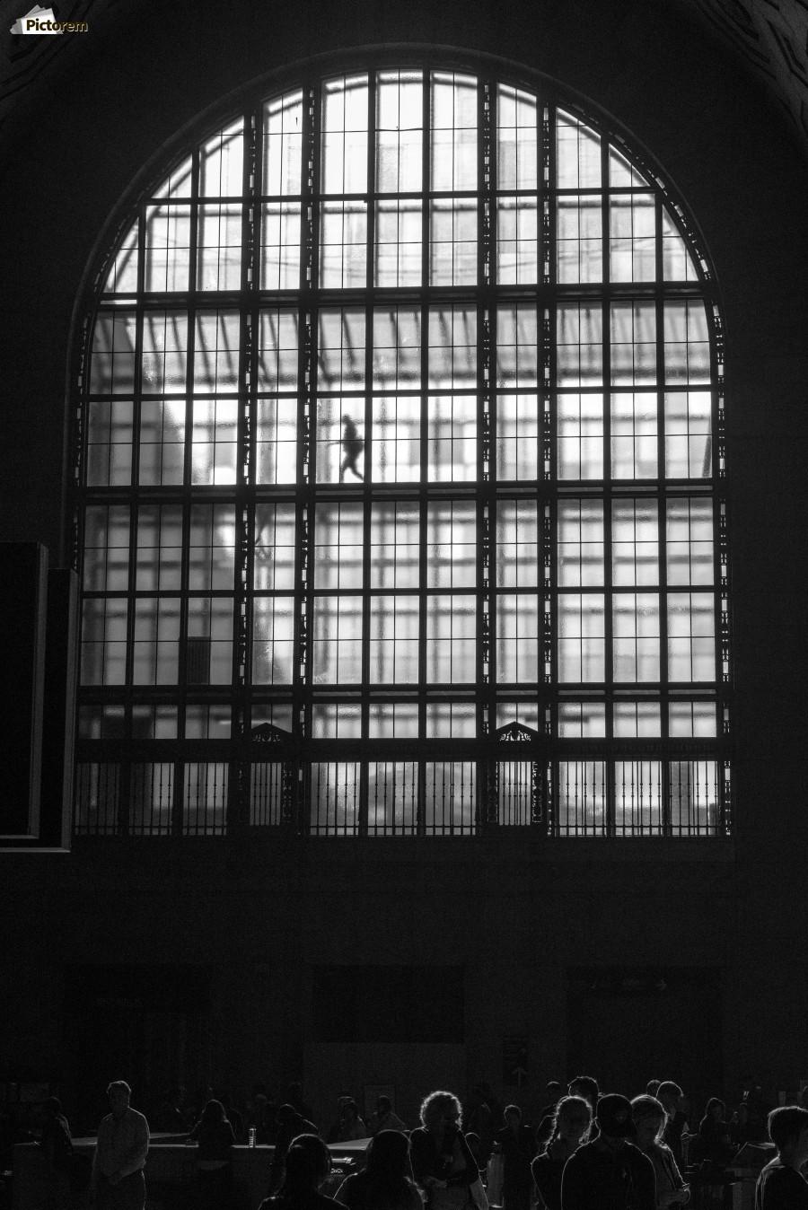 Toronto Union Station  Print