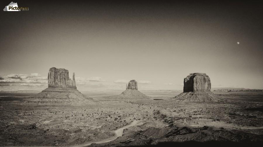 Monument Valley  Print