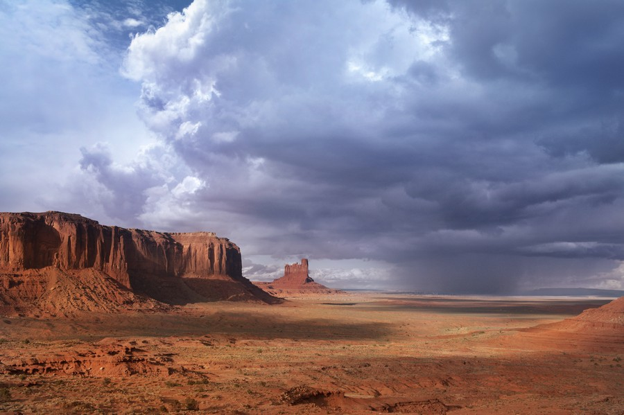 Monument valley 3  Print