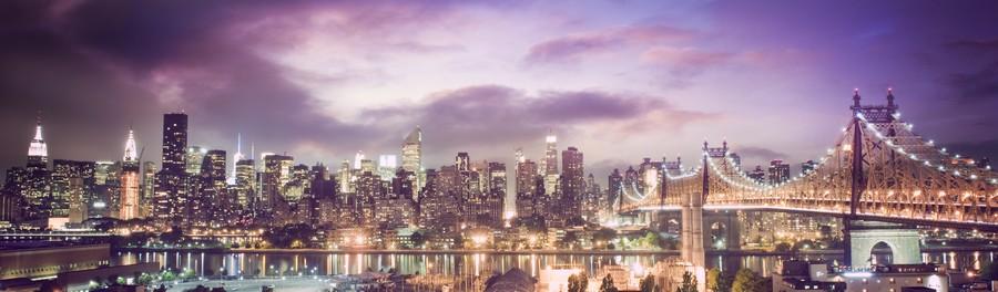 New York Cityscape  Print