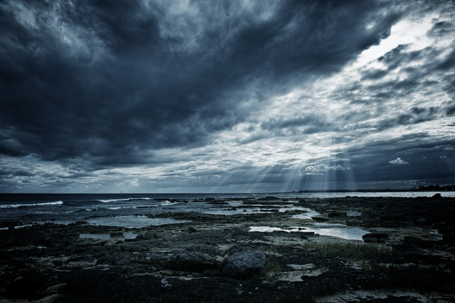Dramatic Sky  Print