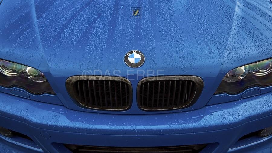 BMW BLU REIGN  Print