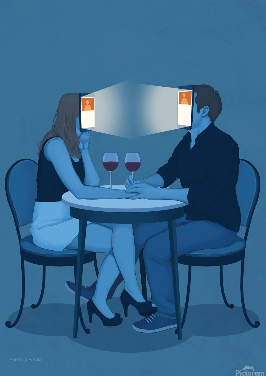 Online Dating  Print