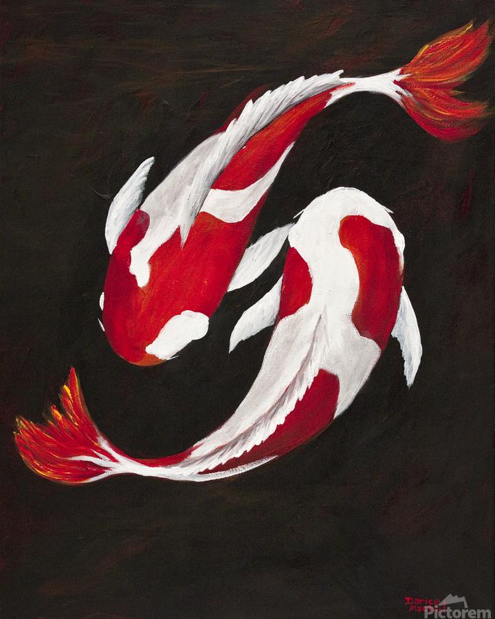 Yin and Yang  Print