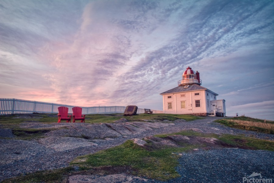 Cape Spear Sunrise  Print