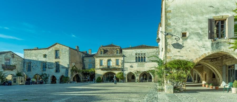 Monpazier Dordogne   Print