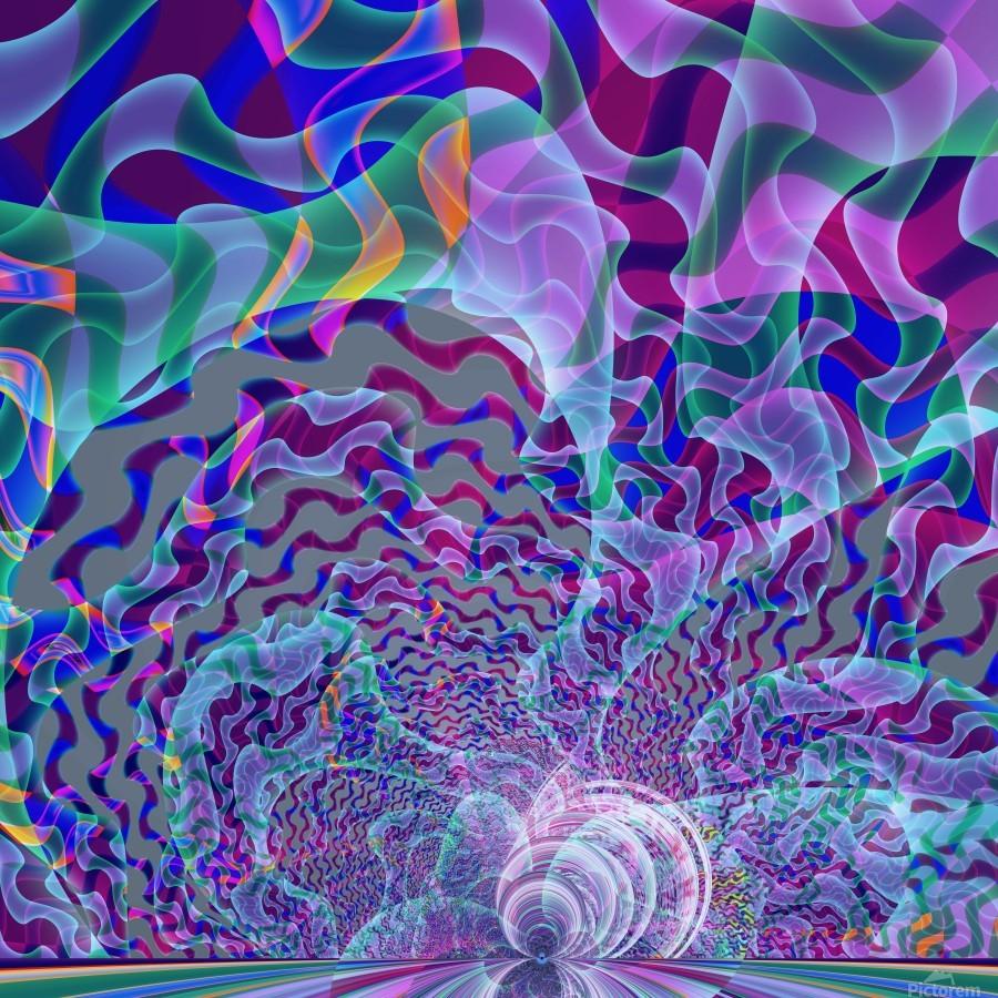 Digital_Tornado_Take_3  Print