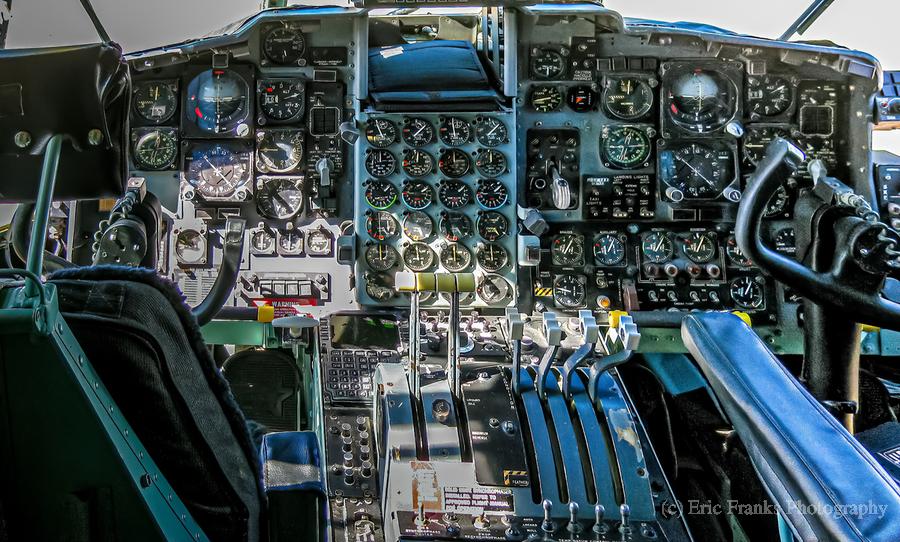 Aircraft Cockpit  Print