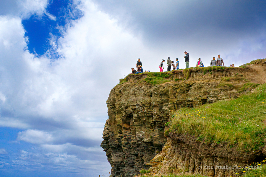 Cliffs Of Moher 3  Print