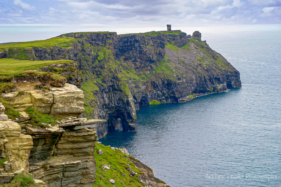 Cliffs Of Moher 4  Print
