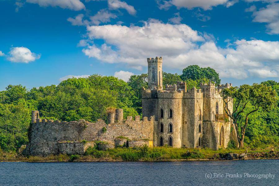 McDermott s Castle Ruins  Print
