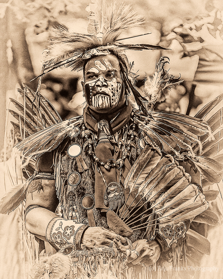 Native American 2  Print