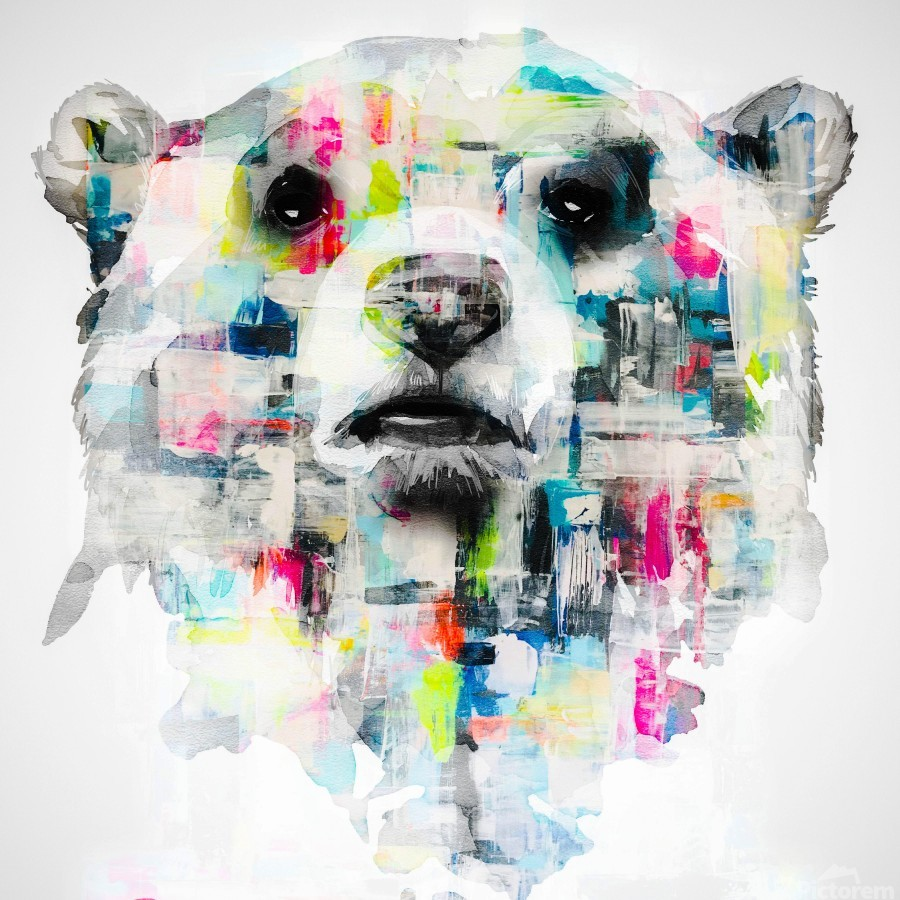 L ours  Print