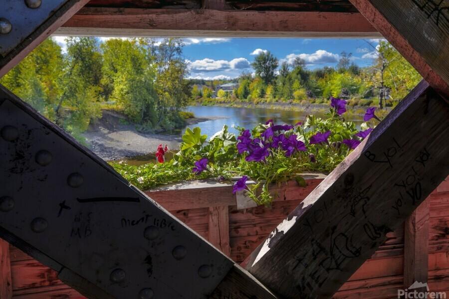 Amqui Pont Beausejour 4  Imprimer
