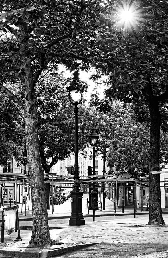 Richard Lenoir boulevard  Imprimer