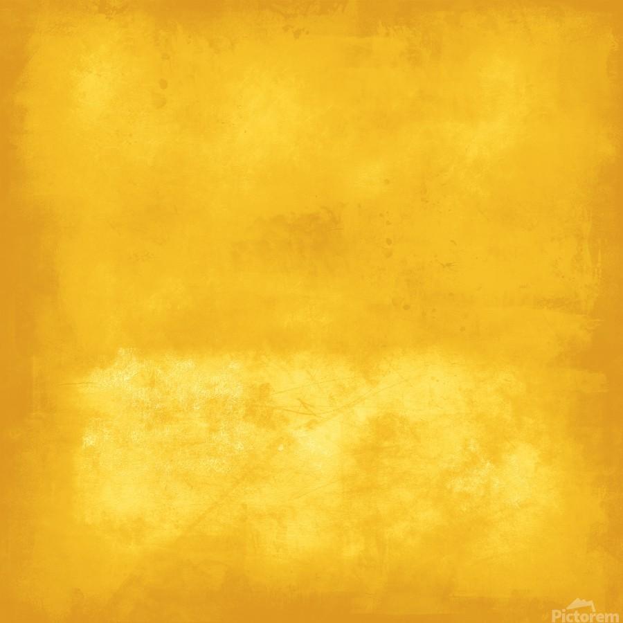 Yellow 44  Print
