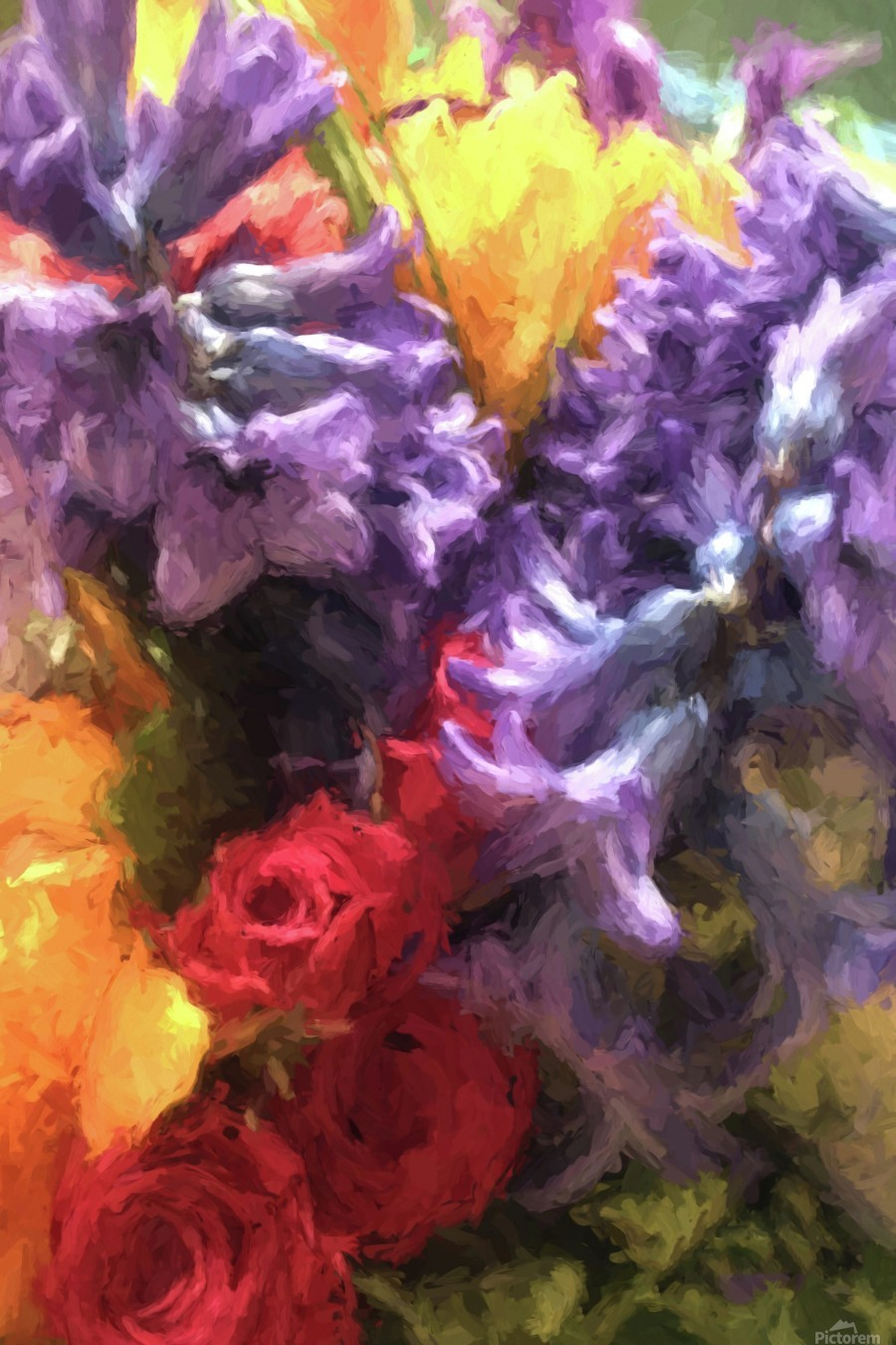 Living Color  Print