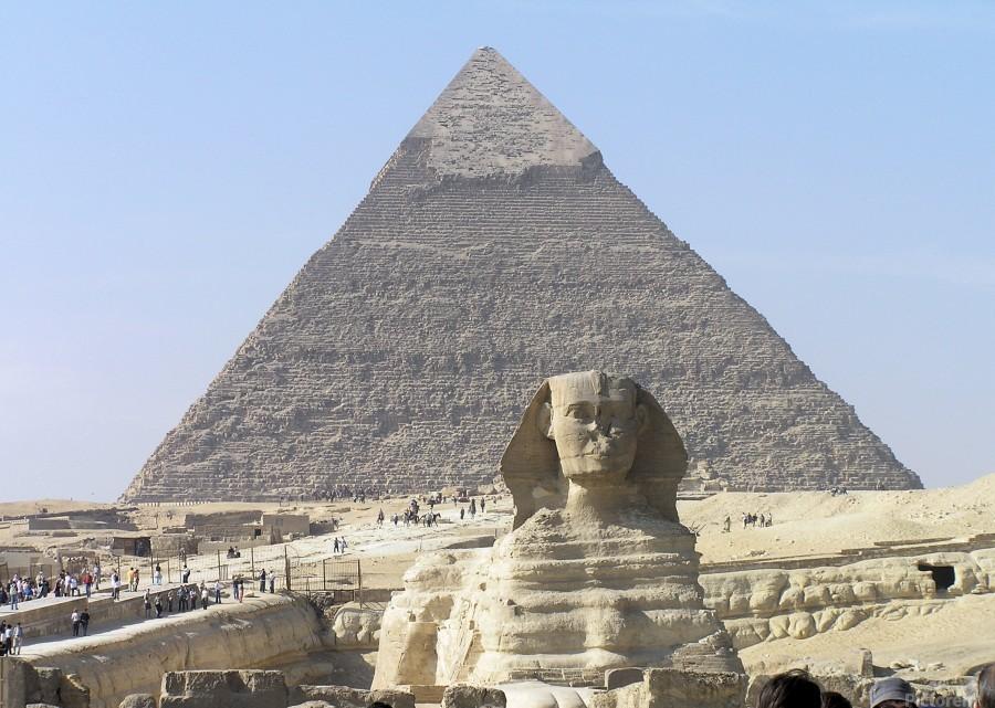 Egypt 3  Print