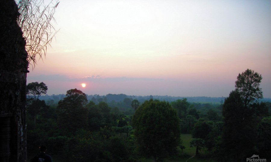 Sunset43  Print