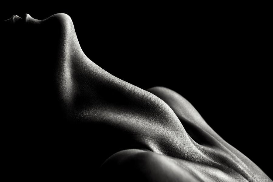 Figurative Body Parts 3  Print