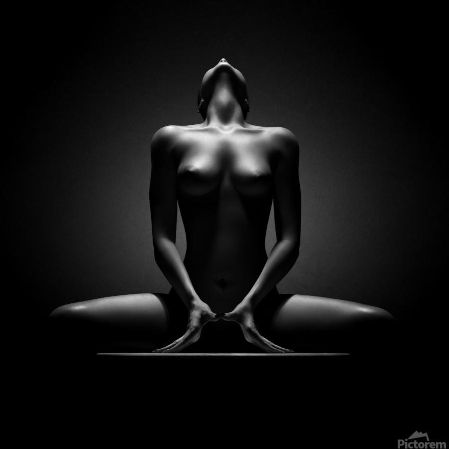 Nude woman fine art 23  Print