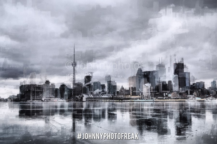 Toronto on the ice   Imprimer