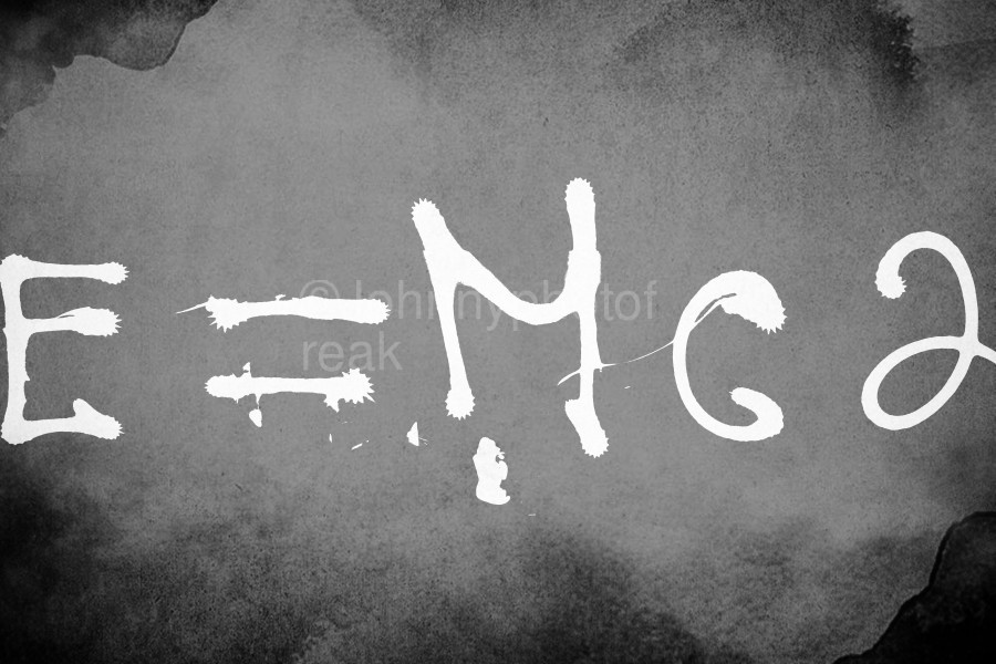 E=mc2  Print