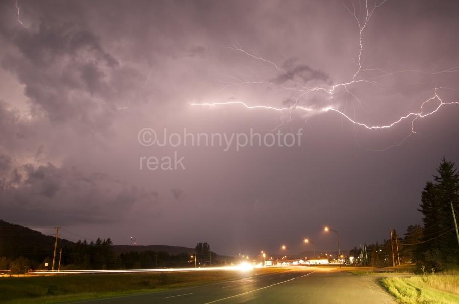 Lightning Catch   Print