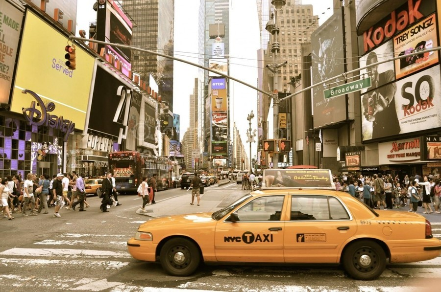 Newyork newyork  Print