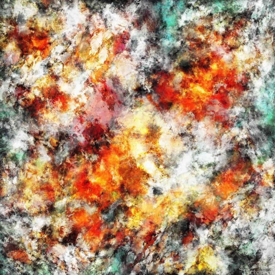 Afterburner  Print