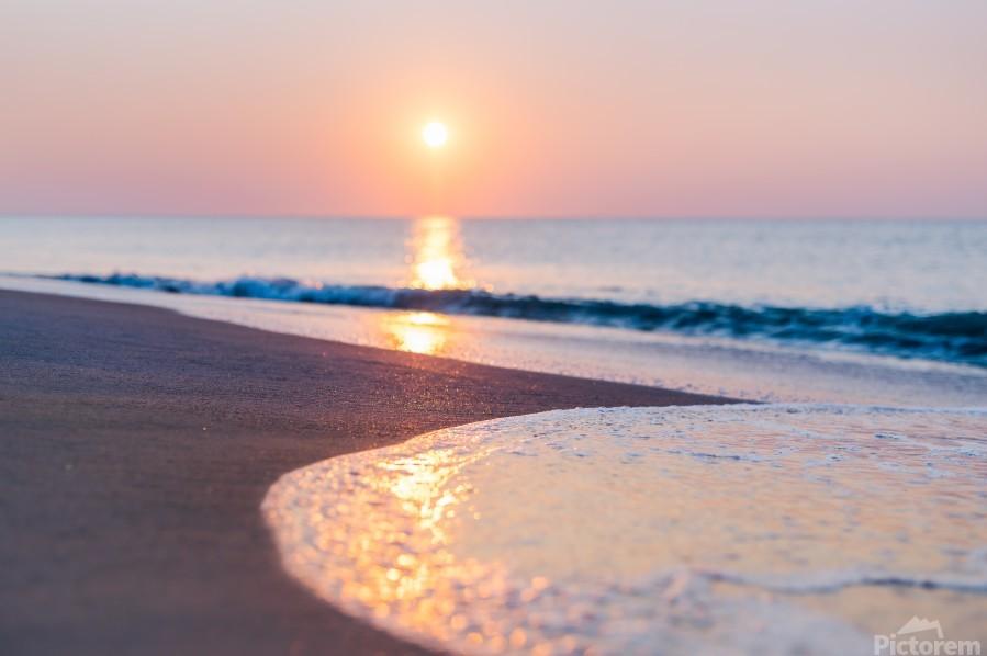 Seashore Bliss  Print