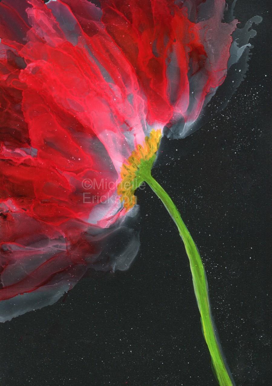 Fantastical Flower  Print