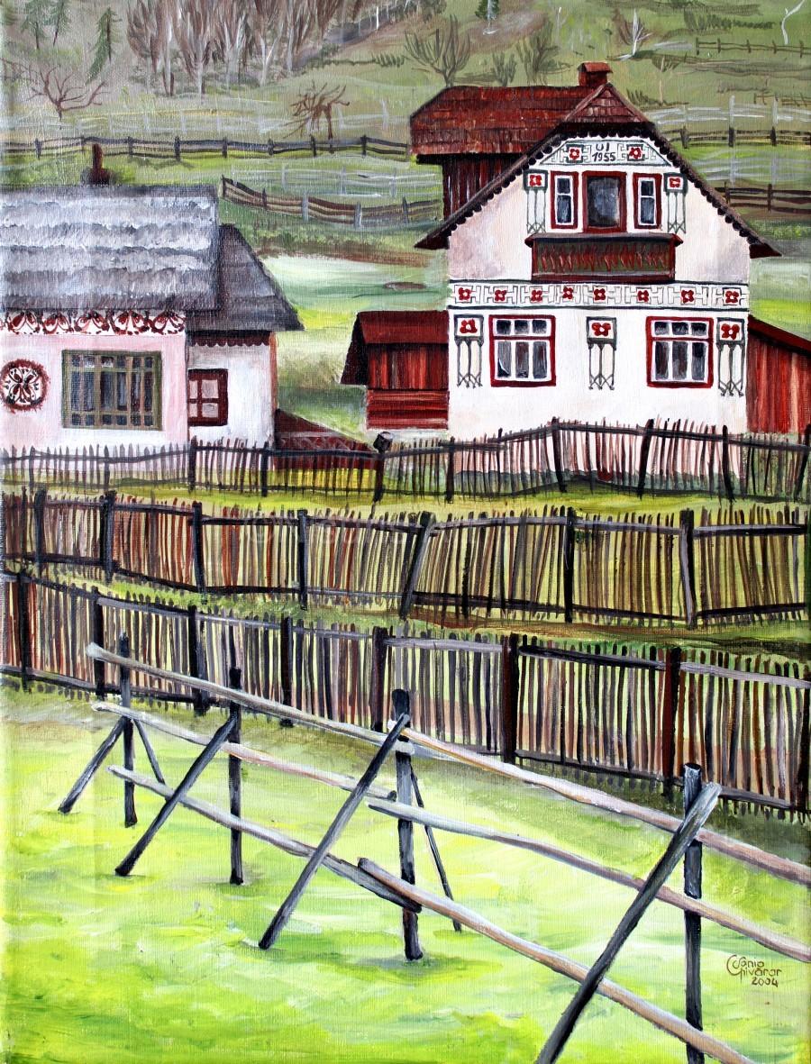 Landscape Transylvania Romania   Print