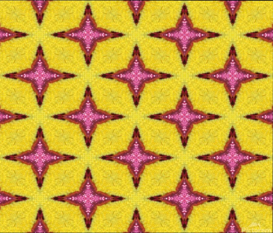 yellowpink  Print