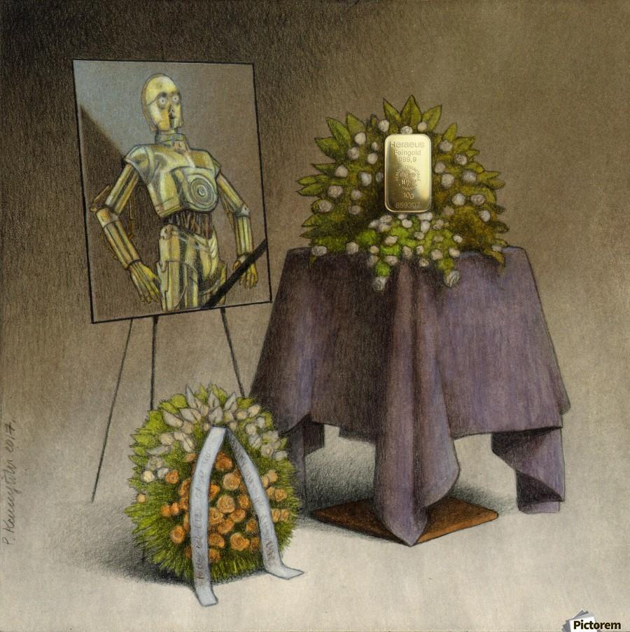 cremation  Print