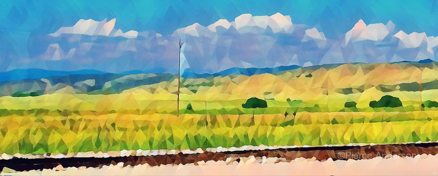 colorado skies  Print