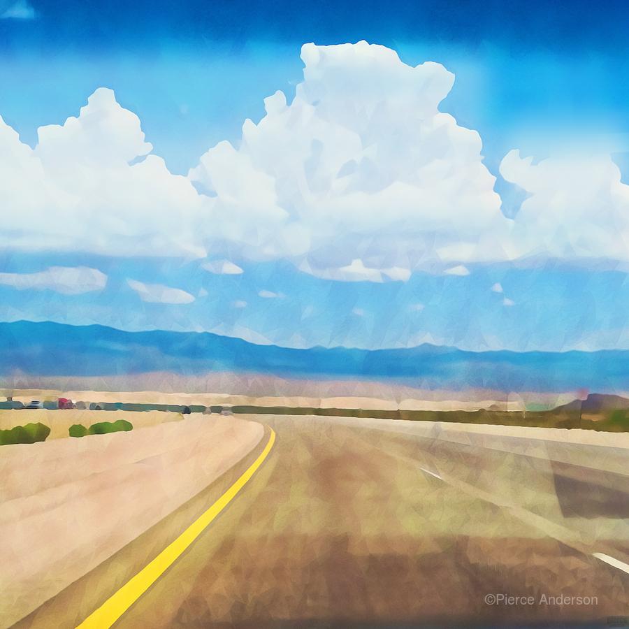 the road ahead  Print