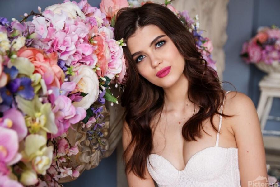 European brides  Print