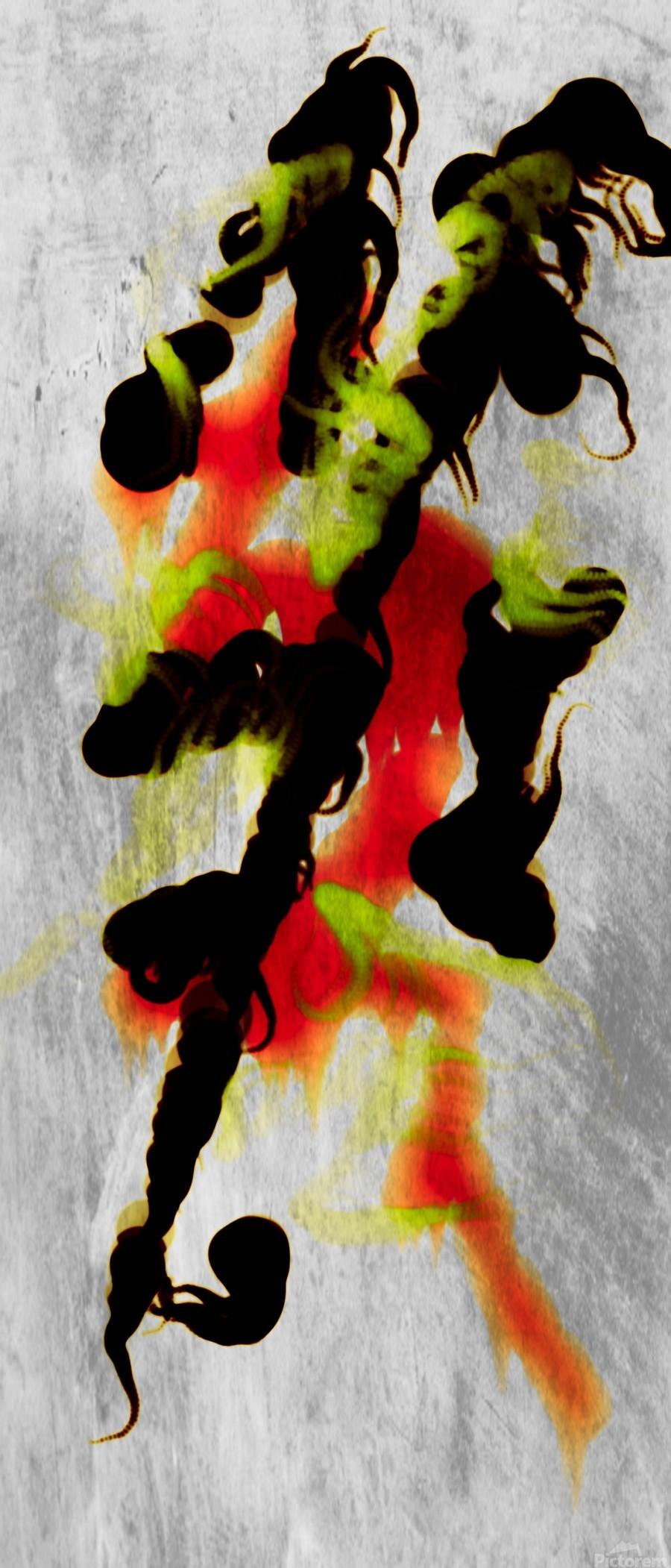 Zen Art1  Print