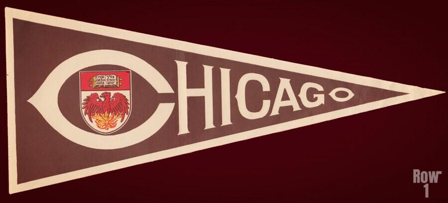 1950s University of Chicago  Print