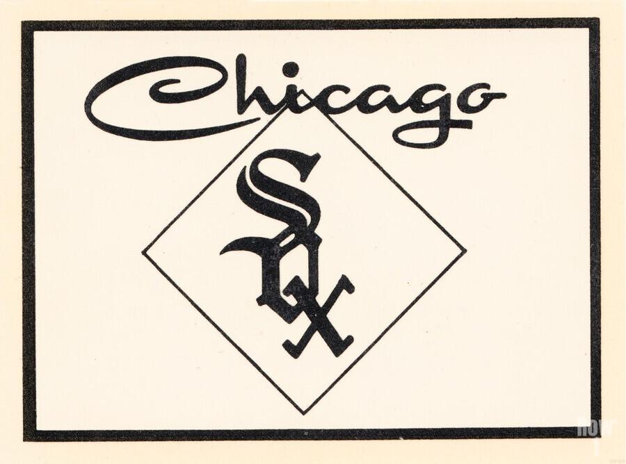 1961 Chicago White Sox Art  Print